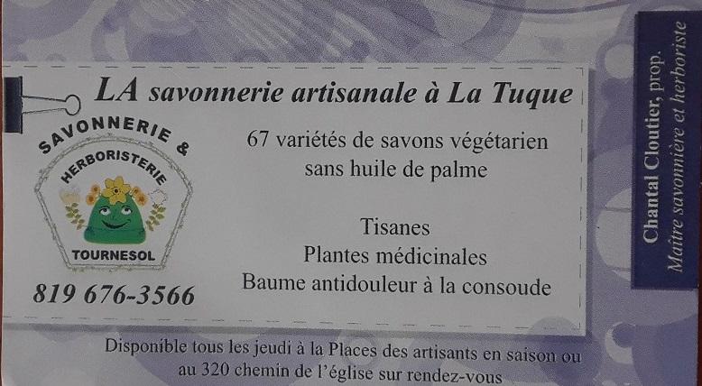 Savonnerie et herboristerie Tournesol