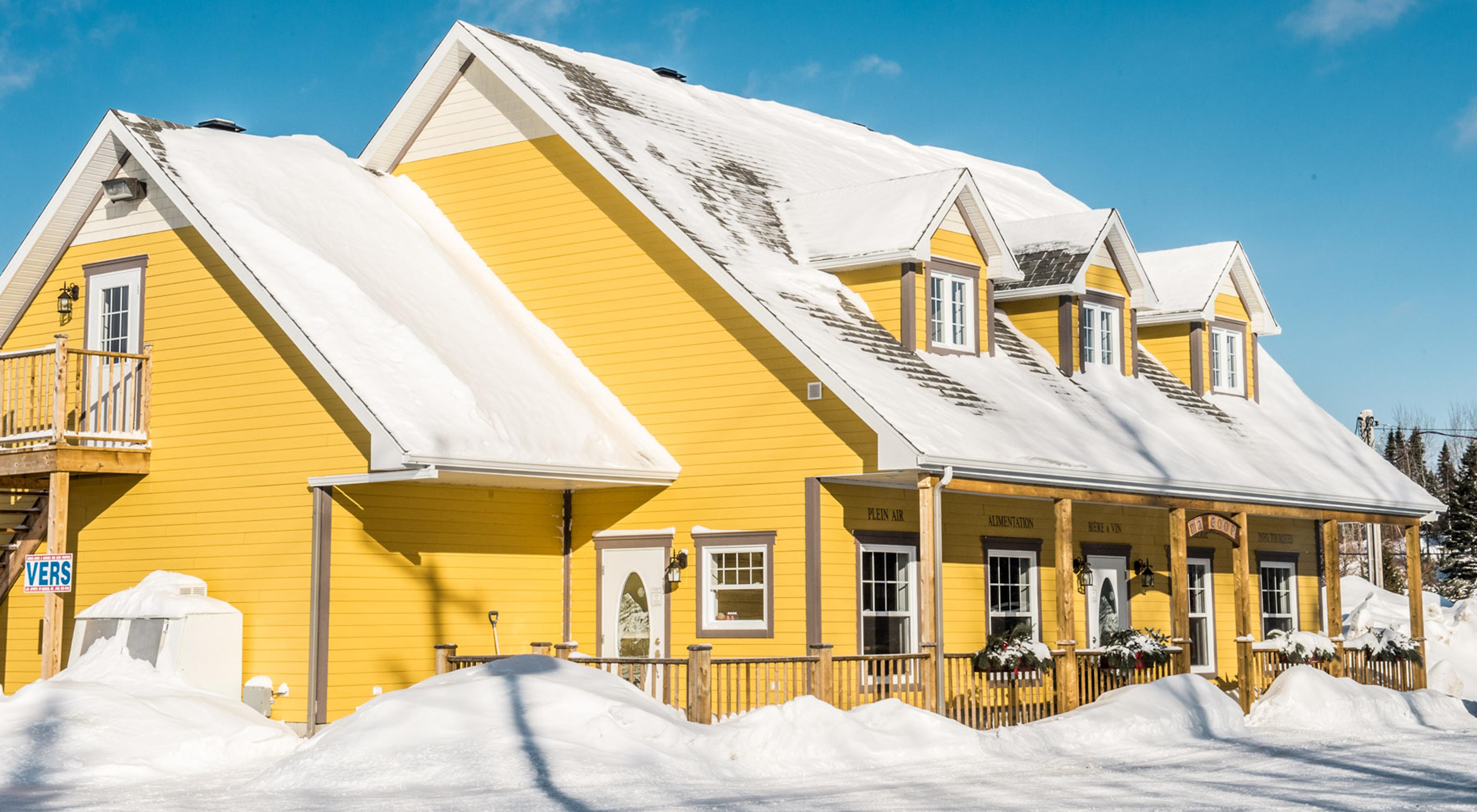 Centre de valorisation Éco-touristique de Lac-Édouard
