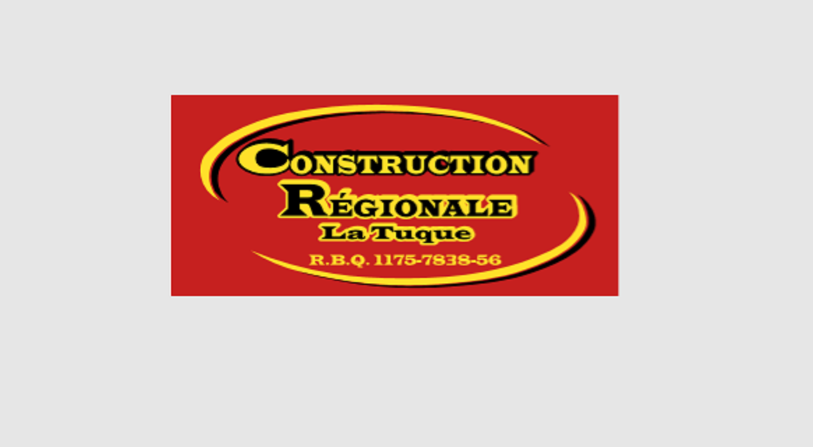 Construction Régionale La Tuque inc.