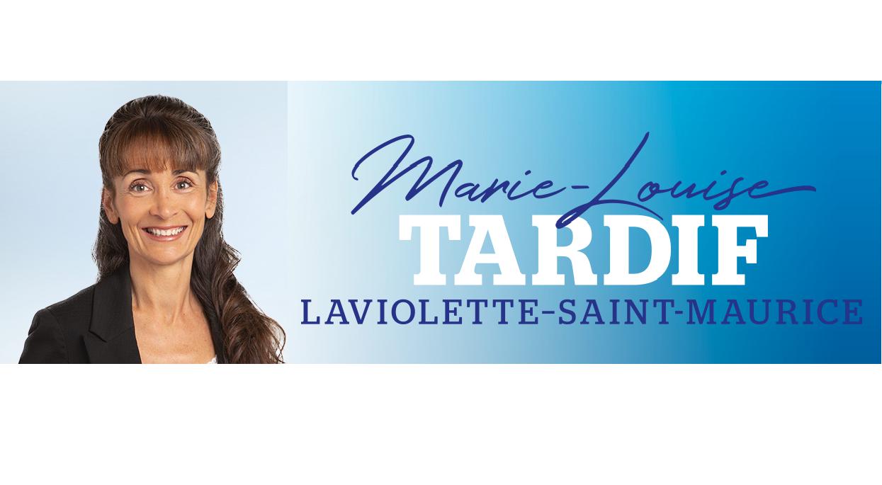 Bureau de comté de la députée Marie-Louise Tardif