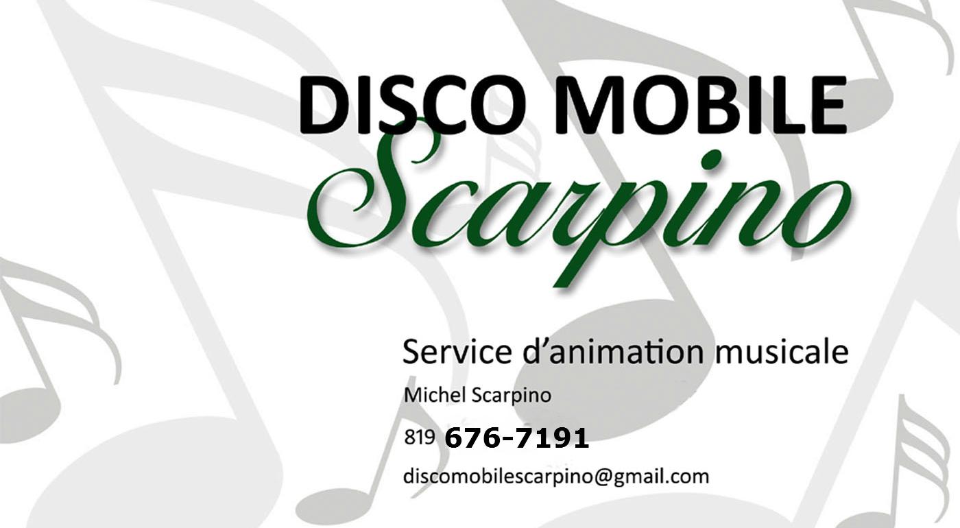 Disco Mobile Scarpino