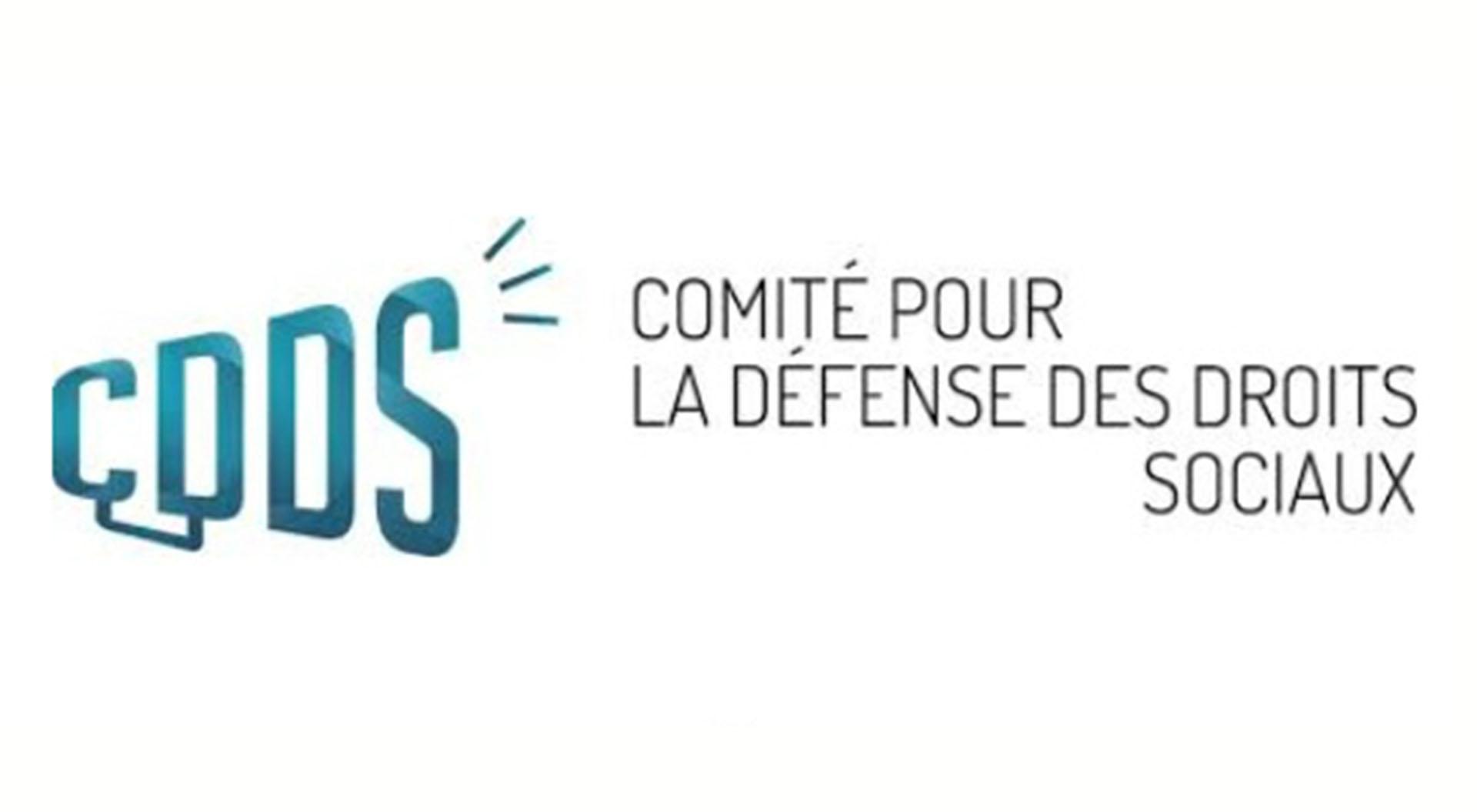 Comité de défense des droits sociaux (CDDS)