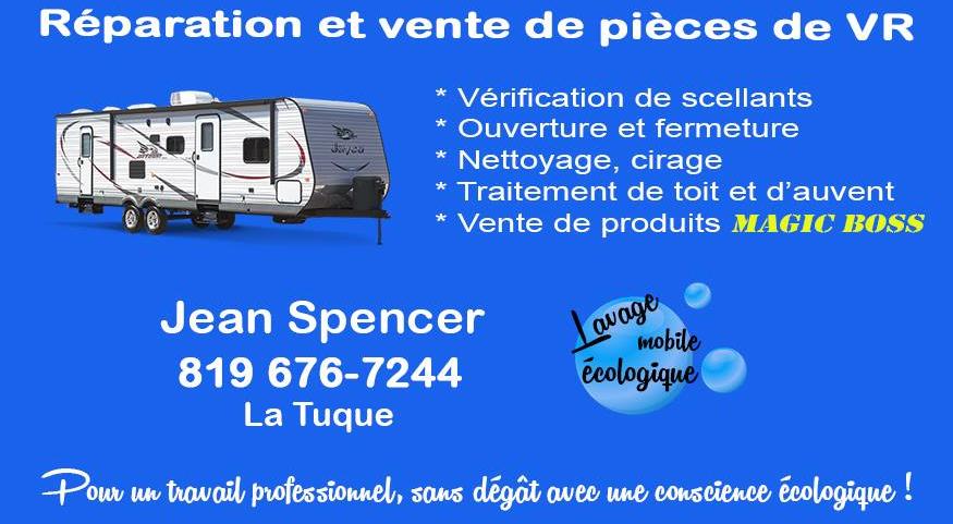 Nettoyage écologique Jean Spencer