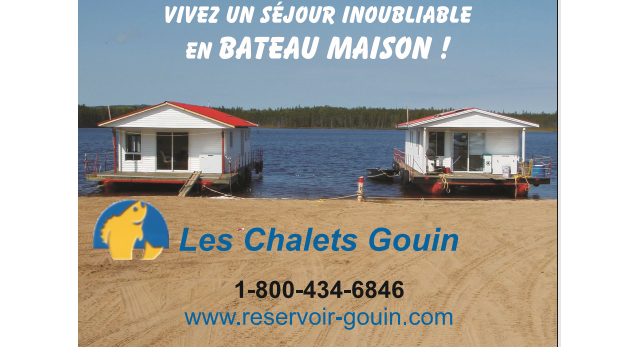 Chalets Gouin Chasse & Pêche
