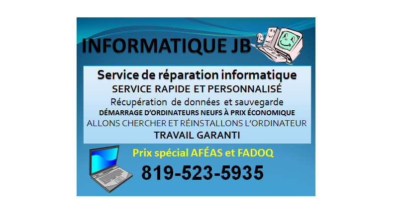 Informatique JB inc.