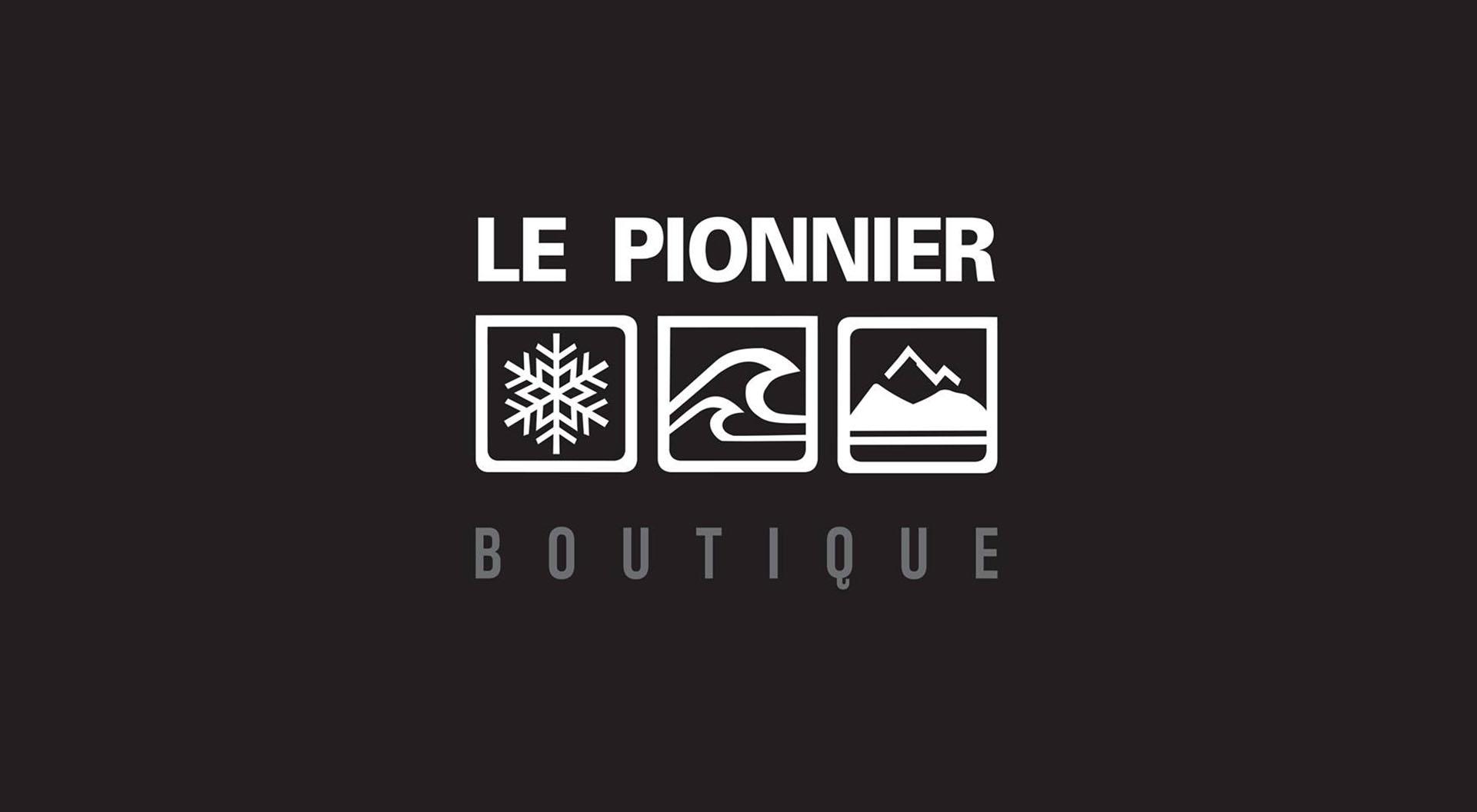 Boutique Le Pionnier