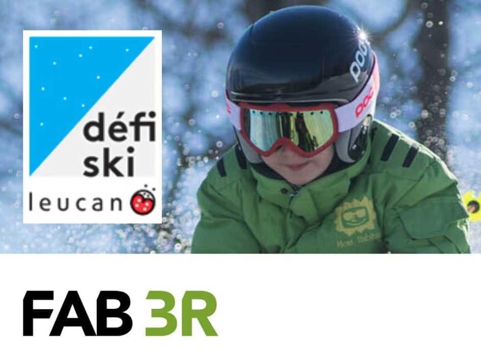 Défi ski Leucan -  Objectif atteint